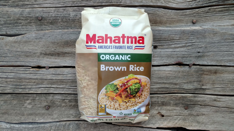 Mahatma Short Grain Brown Rice (/2lbs)