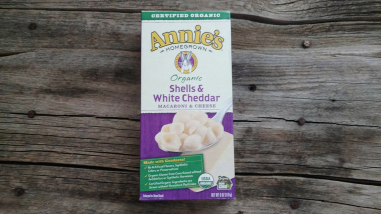 Annie's Organic Mac N Cheese Shells