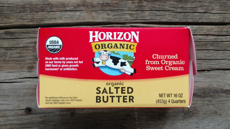 Horizon Organic Salted Butter (1lb)