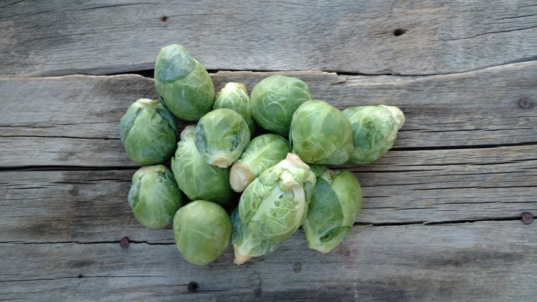 Organic Brussel Sprouts (/lb)