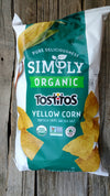 Tostito's Yellow Tortilla Chips (/8oz)