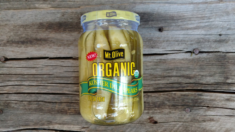 Mt. Olive Dill Pickles (/16 oz)