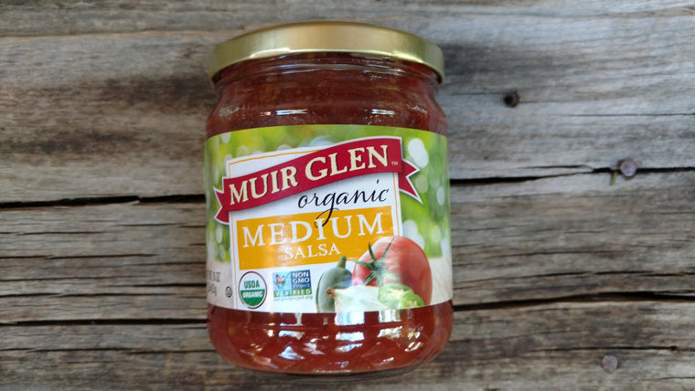 Muir Glen Medium Salsa (/16oz)