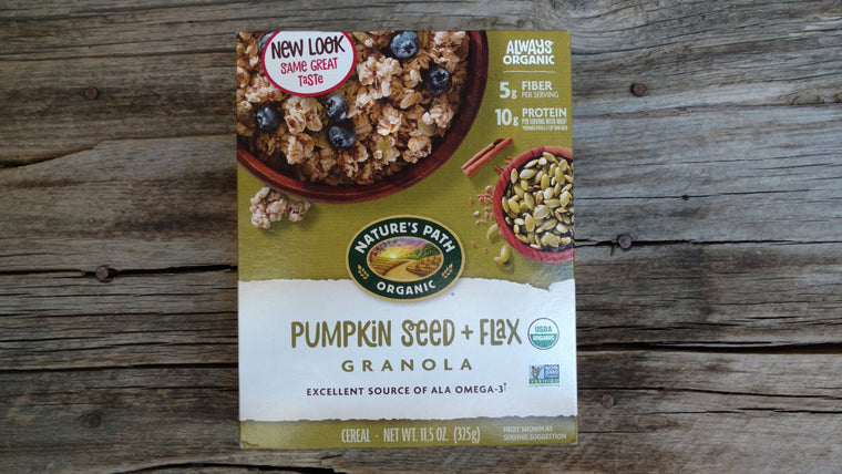 Nature's Path Pumpkin Seed Flax Granola (/11.5oz)