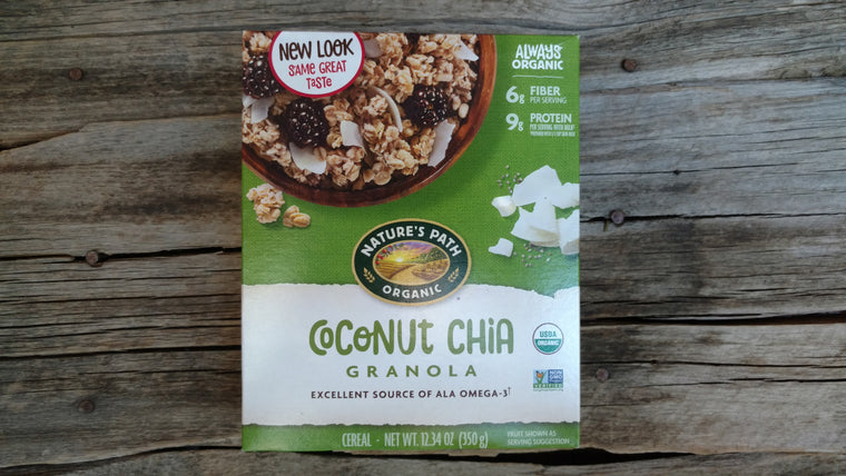 Nature's Path Coconut Chia Granola (/11.5oz)