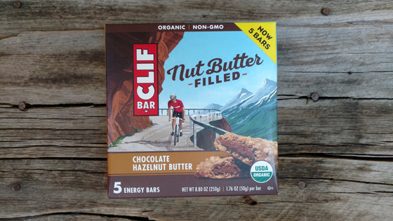 Clif Bar Chocolate Hazelnut Butter (/5 Bars)