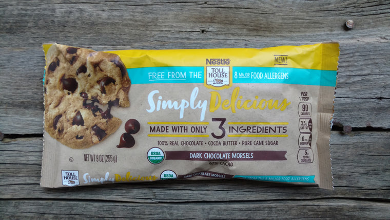 Nestle Toll House Organic Dark Chocolate Chips (/10oz)