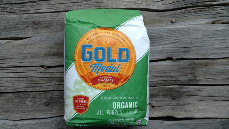 Gold Medal Organic All Purpose Flour (/5lbs)