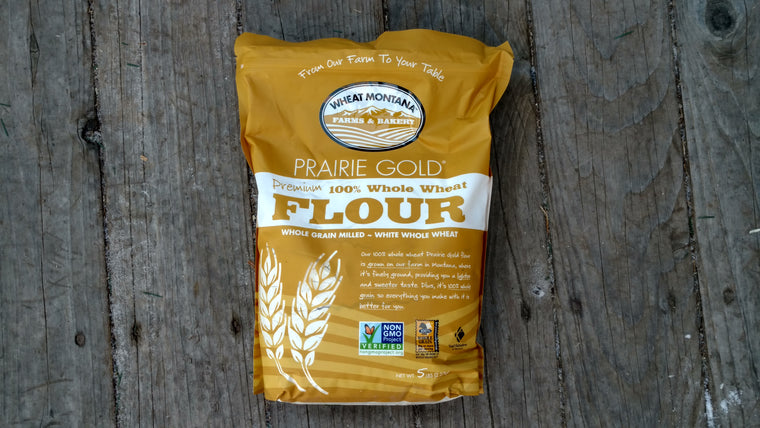 Wheat Montana Whole Wheat Flour (/5lbs)