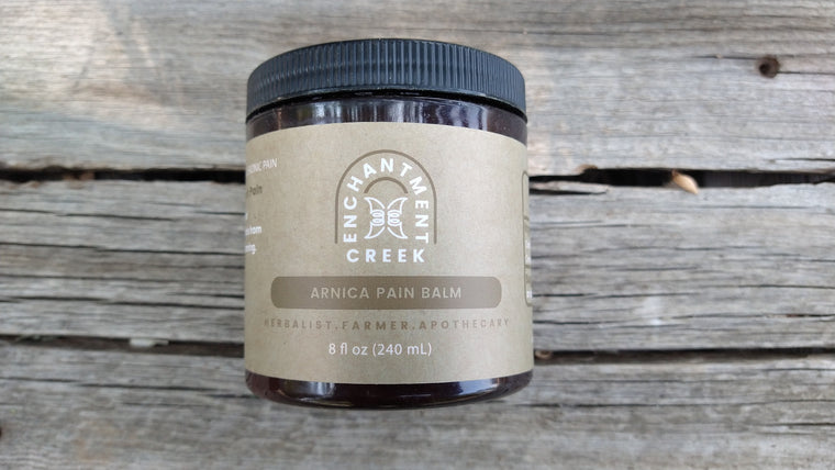 Heather's Arnica Pain Balm