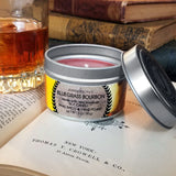 Bluegrass Bourbon Soy Candle 3 oz
