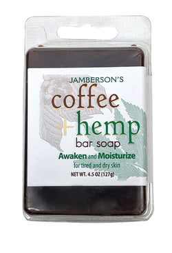 Coffee & Hemp Soap