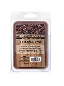 Pipe Tobacco Soy Wax Melt