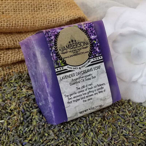 Handmade Essential Oil Soap