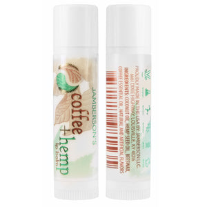 Coffee & Hemp Lip Balm