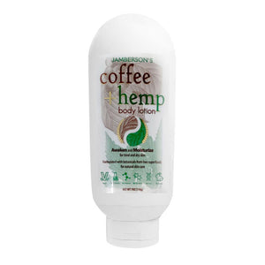 Coffee & Hemp Lotion