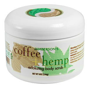 Coffee & Hemp Body Scrub