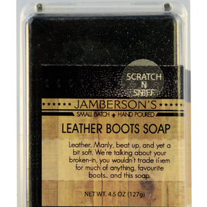 Leather Boot Soap
