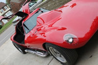 The Bill Thomas Cheetah Red Classic Rare Condition Sports Car 2 door 1963 RWD