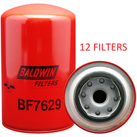 (CASE OF 12) BF7629 BALDWIN FUEL FILTER FF5269 a231