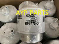 (CASE OF 12) BF7675-D BALDWIN FUEL FILTER FS19573 John Deere Power Tech Engines a055