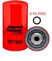 (6 PACK) BF7966 BALDWIN FUEL FILTER FF5421 a080