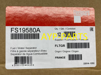 (6 PACK) FS19580A FLEETGUARD FUEL FILTER BF9894 APU ThermoKing Reefer Units a271