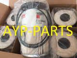 (CASE OF 6) FS19727 FLEETGUARD FUEL FILTER PF7895 Fits Davco FH233 Cummins ISX a161