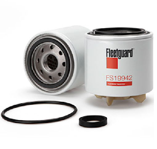 (CASE OF 6) FS19942 FLEETGUARD FUEL FILTER for Hino a047