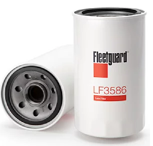 (CASE OF 6) LF3586 FLEETGUARD OIL FILTER a059