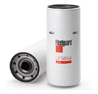 (CASE OF 12) LF3654 FLEETGUARD OIL FILTER a061