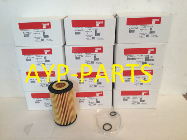 (CASE OF 12) LF4000 FLEETGUARD OIL FILTER a205