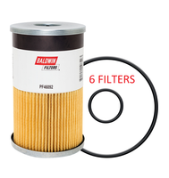 (CASE OF 6) PF46092 BALDWIN FUEL FILTER FS19905G a192