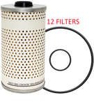 (CASE OF 12) PF7680 BALDWIN FUEL FILTER FS1029W Cat Cummins Detroit Diesel Mack a126