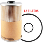 (CASE OF 12) PF7928 BALDWIN FUEL FILTER FS19763 For Cummins Hitachi IHC Navistar a174