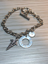 Medical Awareness Bracelet - Hand Stamped