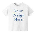 Toddler T-shirt, Design Your Own T-Shirt