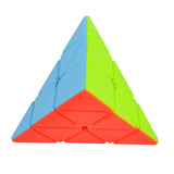 Pyramid Speed Puzzle - Vivid Colors