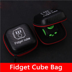 Fidget Cube Carry Case - Focus Fidget Accessory For Your Fidget Sensory Cube