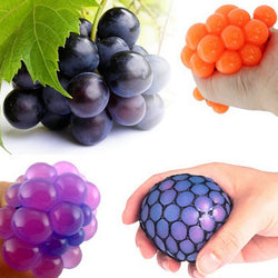 Bunch of Grapes - Sensory Stress Ball - Focus Fidget