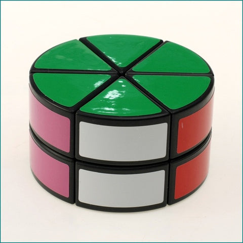 2 layer cylinder 2x2 Layer Speed Mind Puzzle