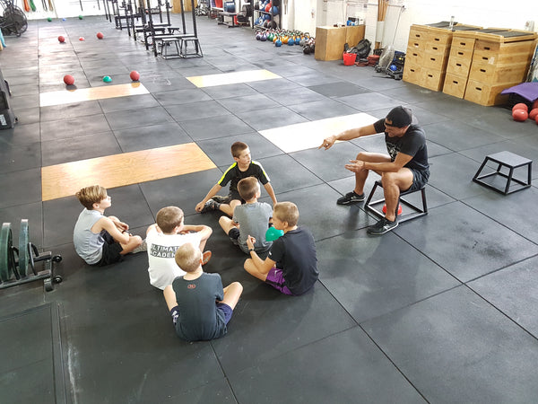 Kids Conditioning Class (age 8-12): Term 2 2019