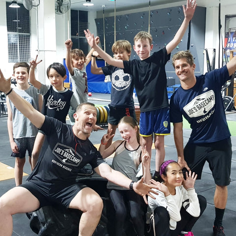 Kids Conditioning Class (age 8-12): Term 1 2020