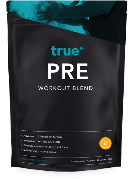PRE-WORKOUT BLEND without Caffeine