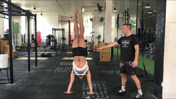 Joe's Basecamp Functional Gymnastics Workshop