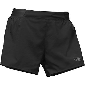 WOMEN'S NORTH FACE MOUNTAIN ATHLETIC ALTERTUDE HYBRID RUNNING SHORTS