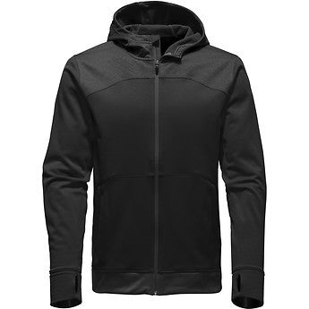 MEN'S NORTH FACE MOUNTAIN ATHLETIC AMPERE FULL ZIP HOODIE