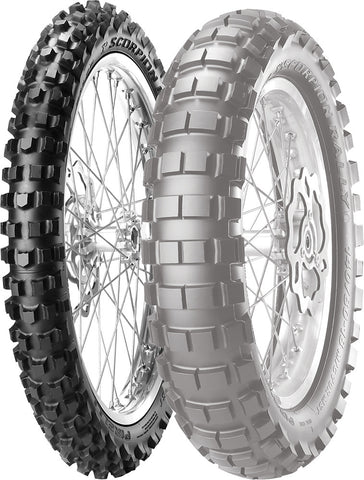 Scorpion Rally 90/90-21F Mst Front Tire