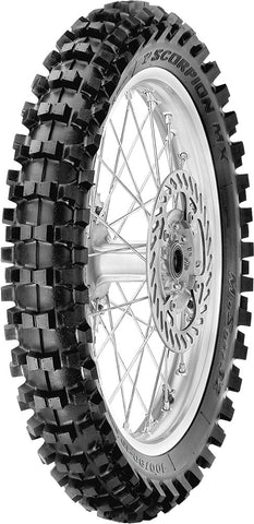 Tire 80/100-12R Mxms Scorpion Mx Midsoft Mini