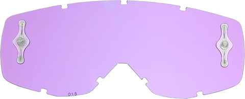Hustle/Tyrant/Split Goggle Works Lens (Purple Chrome)